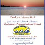 Payne Marine's Customer Appreciation Event