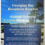 Georgian Bay Biospere Reserve