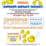Ducky Race 2014
