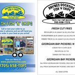 Payne Marine Fish n Chips