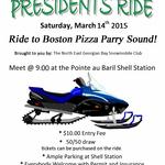 Presidents Ride