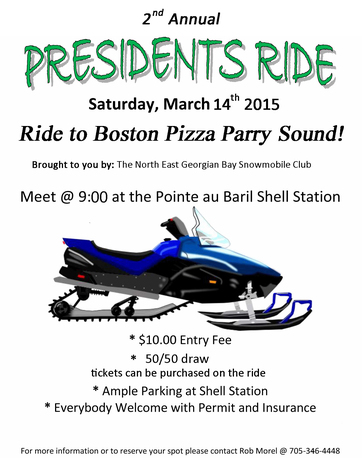 Presidents Ride