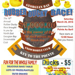 Rubber Ducky Race 2016