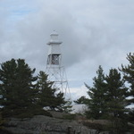 Fire Tower - Range Light