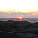 Sunset from Penicillin