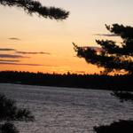 Sunset on Georgian Bay