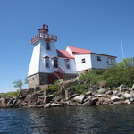 Pointe-au-Baril Lighthouse