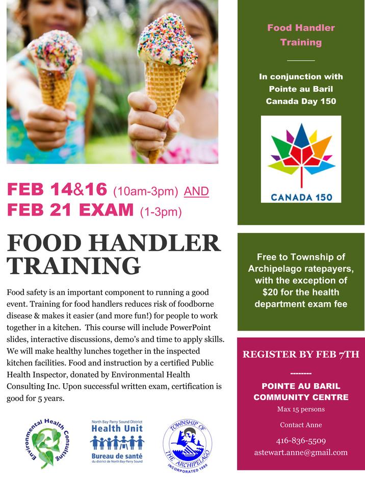 Food Handler Training