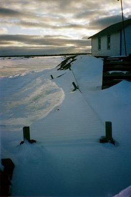 Ice and Docks