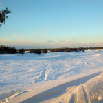 Toward the French River
