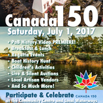 Canada 150 Poster