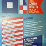 Senior Regatta 2017
