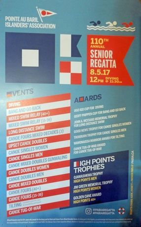 Senior Regatta 2017