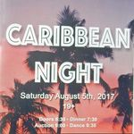 Ojibway Carribean Night