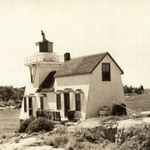 PaB Lighthouse about 1920
