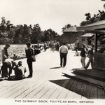 The Ojibway Dock