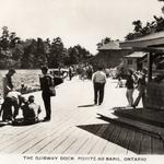 The Ojibway Dock