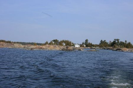 Back on the Bay - April 1