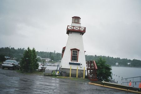 Station Lighthouse