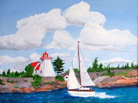 Pointe au Baril Dream