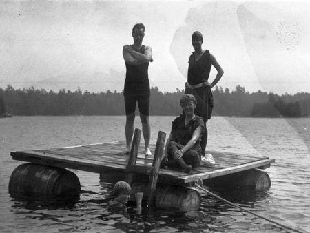 Swimming Raft