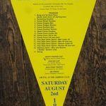 1986 Senior Regatta