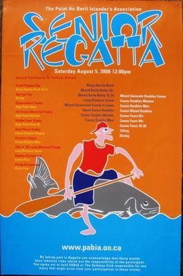 2006 Senior Regatta