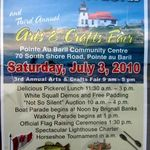 Canada Day Celebration scheduled for July 3 - 2010