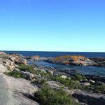 Snake Island - Southern end