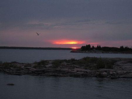 Sunrise 5:44 am June 2, 2010
