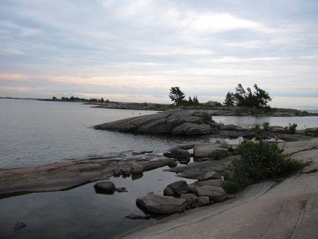 Island walking