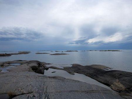Swiming Rocks