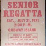 1971 Senior Regatta