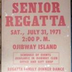 1971 Senior Regatta