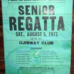 1972 Senior Regatta