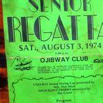 1974 Senior Regatta