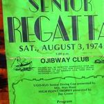 1974 Senior Regatta
