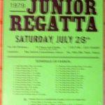 1979 Junior Regatta