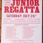 1980 Junior Regatta
