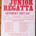 1980 Junior Regatta