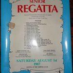 1987 Senior Regatta