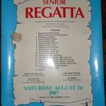 1987 Senior Regatta