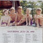 1995 JuniorRegatta