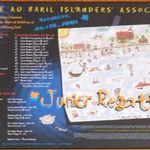 2001 Junior Regatta