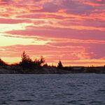 Sunset August 11