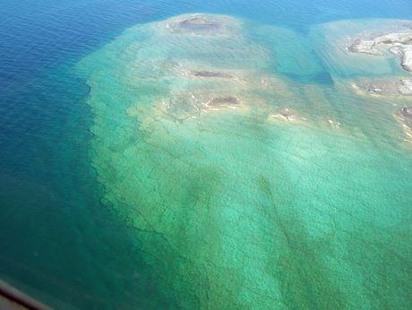 Limestones shoal