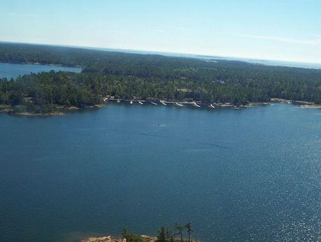 Ojibway docks