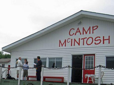 Camp McIntosh Wedding