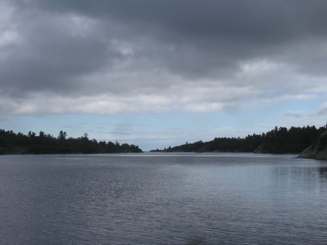 French River to Bay