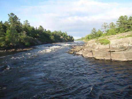 Dalles Rapids